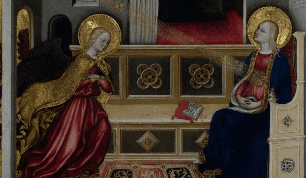 solenidade-da-anunciaçao-do-senhor - Nossa Senhora das Graças