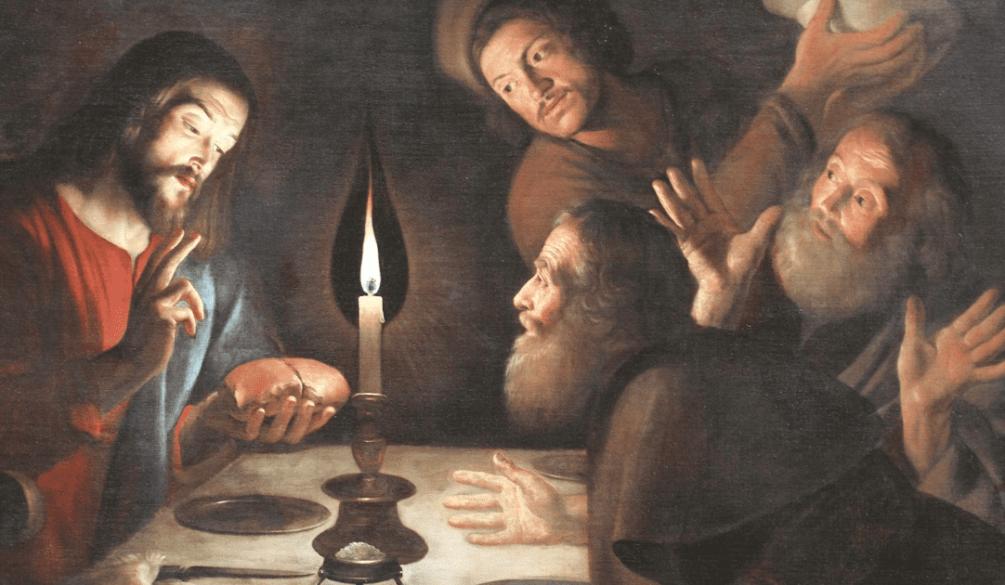 os-discipulos-de-emaus - Nossa Senhora das Graças