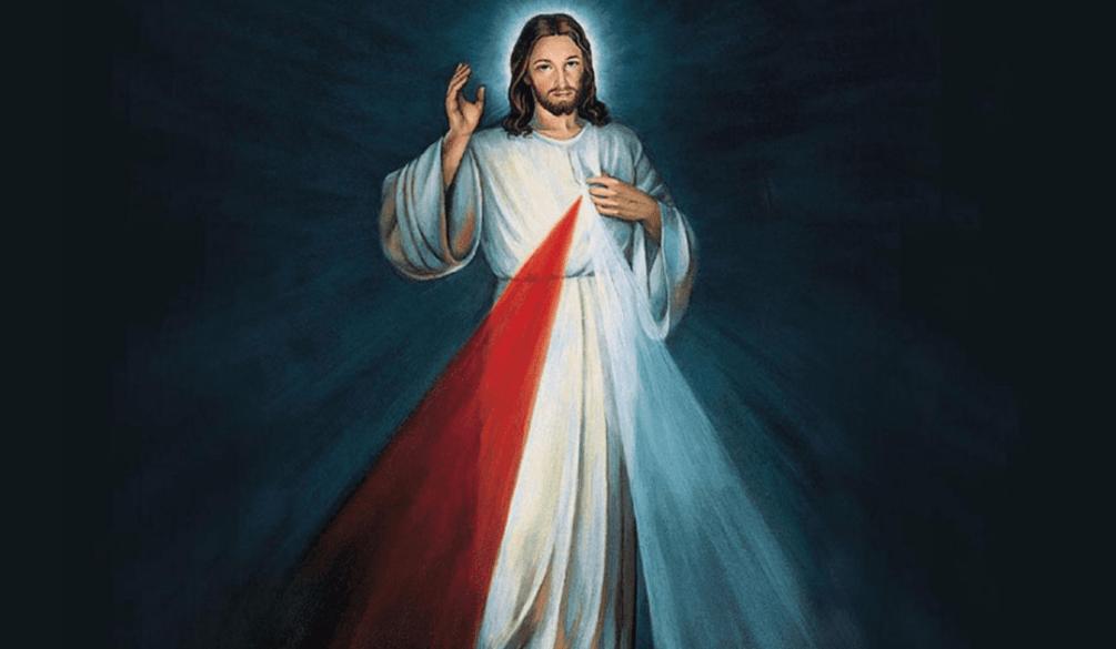 o-terço-da-misericordia - Nossa Senhora das Graças