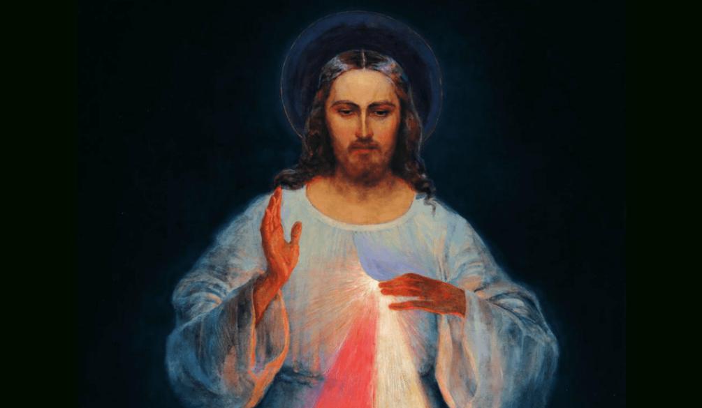 novena-a-divina-misericordia - Nossa Senhora das Graças