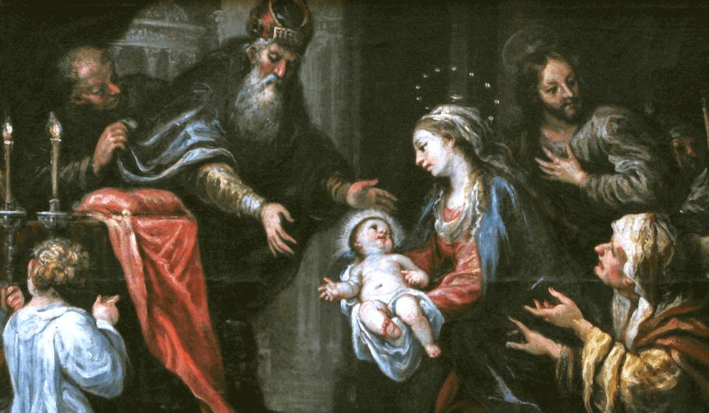 Purificação de Nossa Senhora - Senhora das Graças