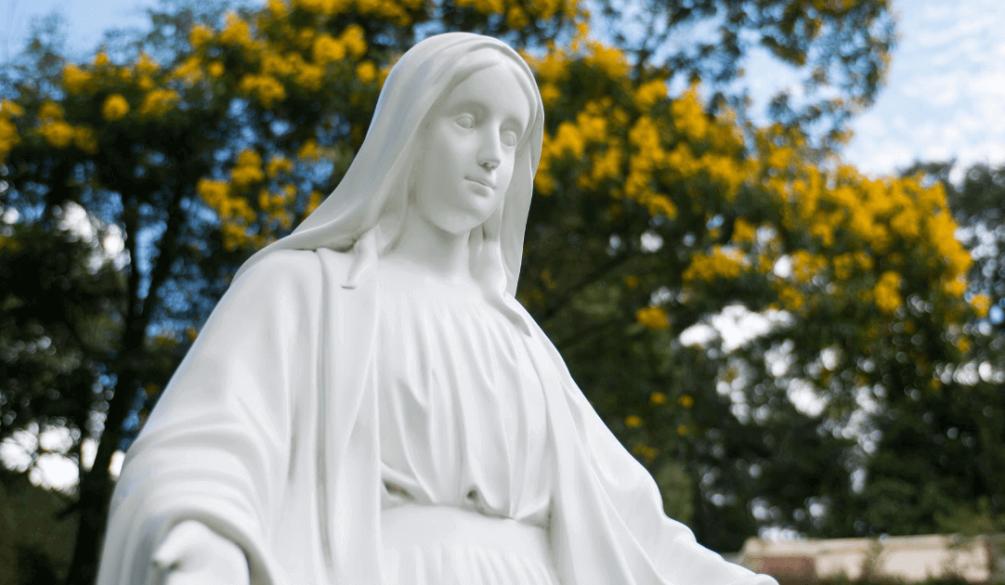 Como rezar uma novena - Nossa Senhora das Graças
