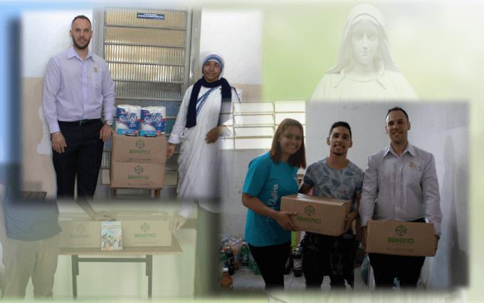 Ajuda aos Necessitados - Nossa Senhora das Graças